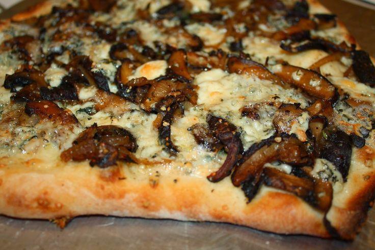 Mushroom (Wild) & Sage Olive Oil