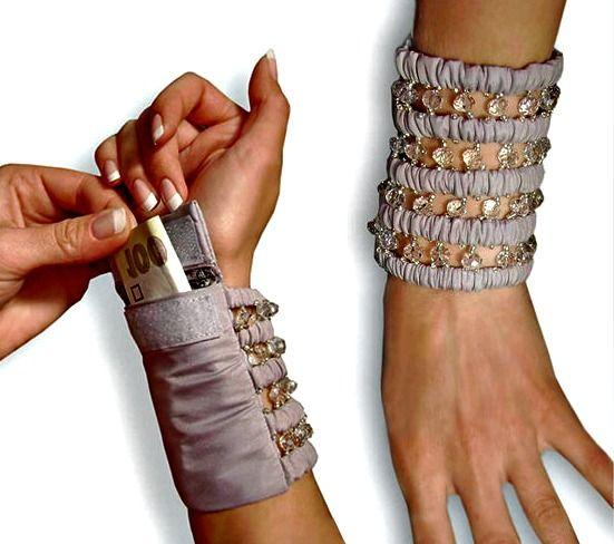 Best Money Belts and Anti-theft Travel Accessories Bracelets