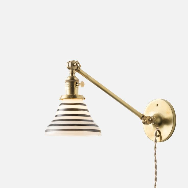 """Princeton Junior Plug-In Sconce 2.25"""" 