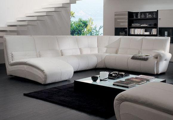 Canap angle chateau d 39 ax beau canap blanc design n 39 est ce pas i - Ikea canape angle cuir ...