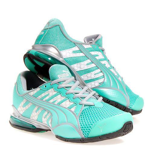 Puma Womens Voltaic 3NM2 Nylon Running Jogging Shoes | eBay [I want these SOOO badly!!!]