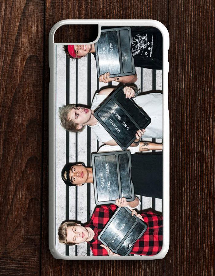 5 Second Of Summer Band Music iPhone 6 Plus | 6S Plus Case