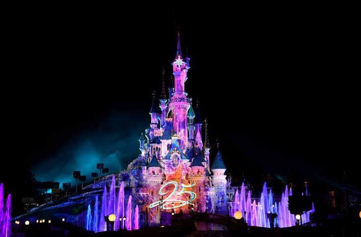 DLRP Express - Private Sale blijft 25ste verjaardag Disneyland Parijs in juli 2017