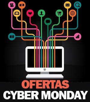 Lista de ofertas de Cyber Monday - Rebajas online