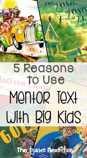 Read about how mentor texts can be an amazing, versatile tool to use in the classroom to help teach any concept across the curriculum. These picture books are great for mini-lessons in reading strategies in particular.