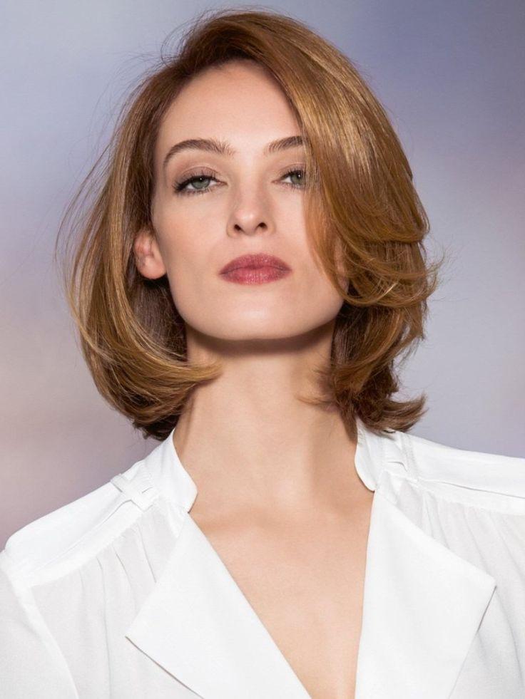 Frisur feines lockiges haar