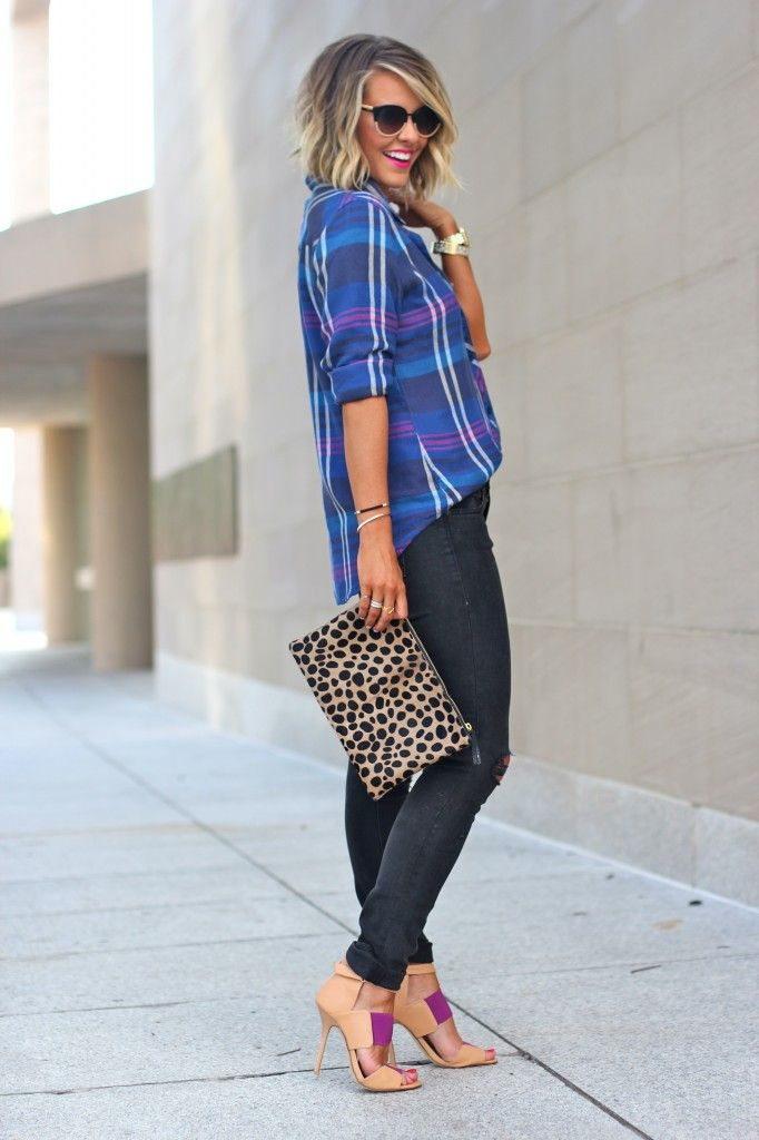 289 best Outfit Ideas - Skinny Jeans images on Pinterest | Casual ...