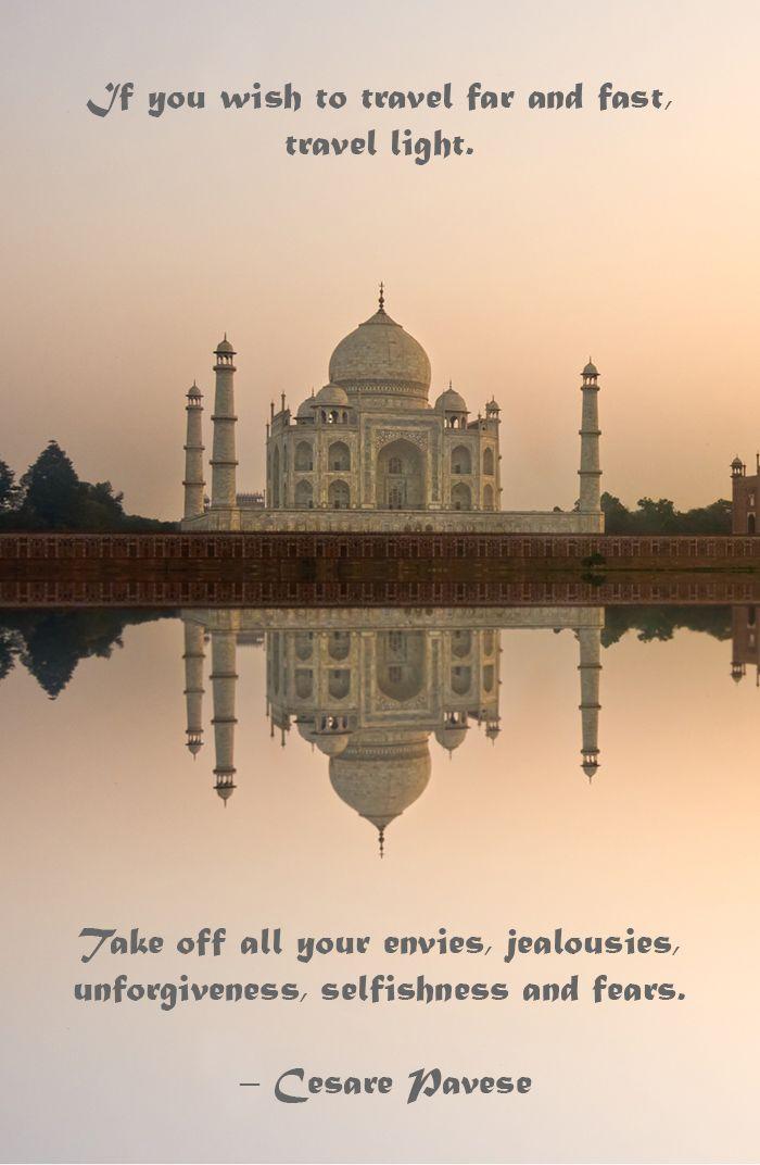 The ethereal Taj Mahal (A Journey Through India)