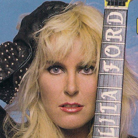 Lita Ford Today Lita Ford Lita From The Vault