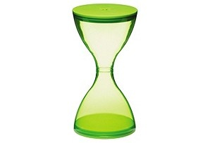 Time is Money Bank, Green
