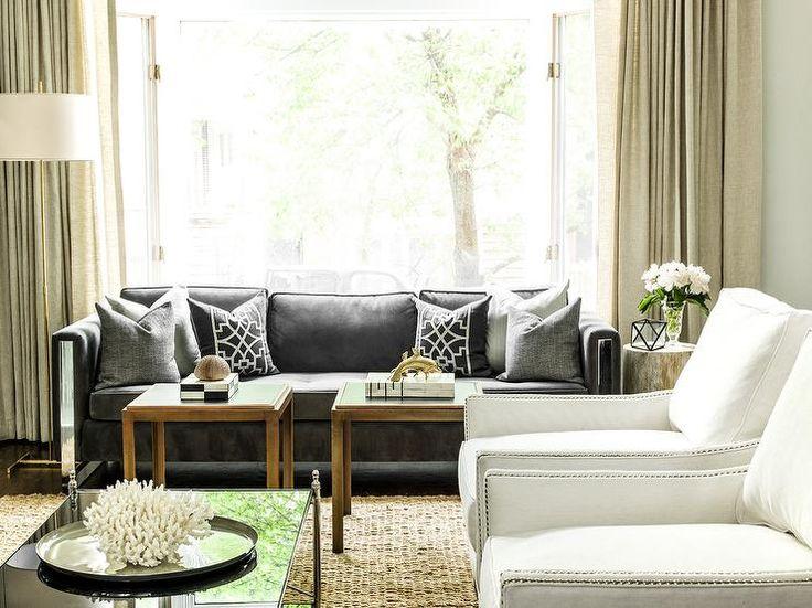 Best 25 Living Room Inspiration Ideas On Pinterest: Best 25+ Dark Gray Sofa Ideas On Pinterest