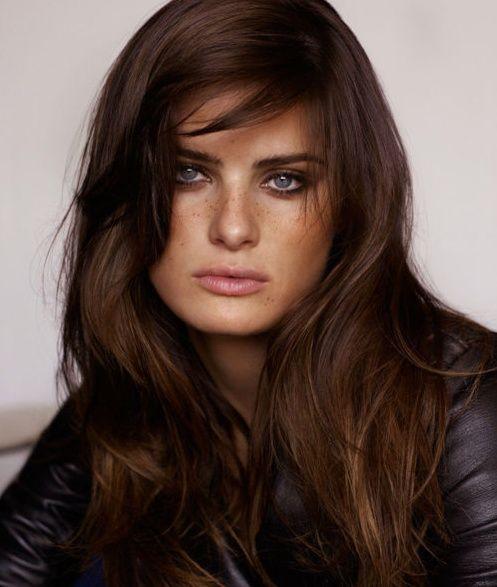 tresses coiffures connexion couleur cheveux cheveux bruns coiffure couleur marrons coloration brune soins beaut - Coloration Brun Froid