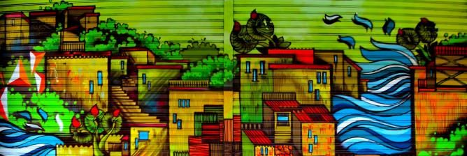 The Best Street Art in Valparaíso, Chile