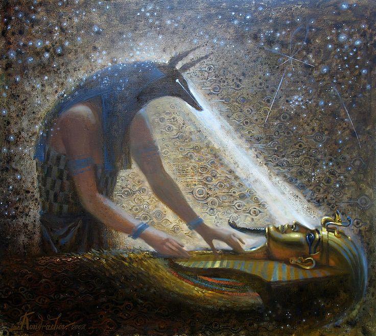 Egypt Painting - Wake Up by Valentina Kondrashova