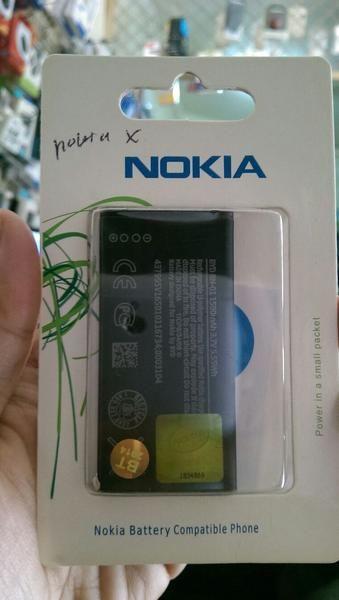 Battery Nokia X / BN-01 Original, Packing Nokia, BYD BN-01 1500mAh 3.7V 5.55Wh, Nokia Battery, Li-Ion Battery. baterai battery Nokia x Android bn01 bn-01 1500mah original 100% resmi untuk nokia X android  P2B Online Shop & Store. / Fer Far Computerindo  Online shop for you... and your store.  Pembelian Qty, Harga bisa di Nego Yah Boss, Agan & Guys...  Pembelian bisa di kirim via TiKi, JNE  Note: U/ Pembelian Battery tidak bisa menggunakan Jasa kurir/Ekpedisi Pos, karena Pos Inonesia ...