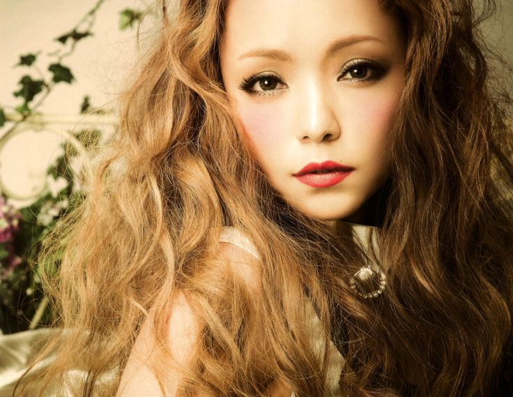 Namie Amuro Feel Tour book photo.