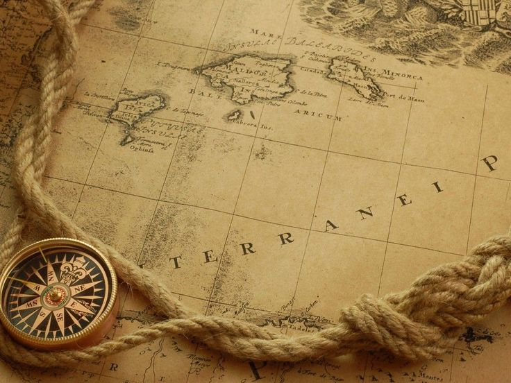 Images For > Old Map Background