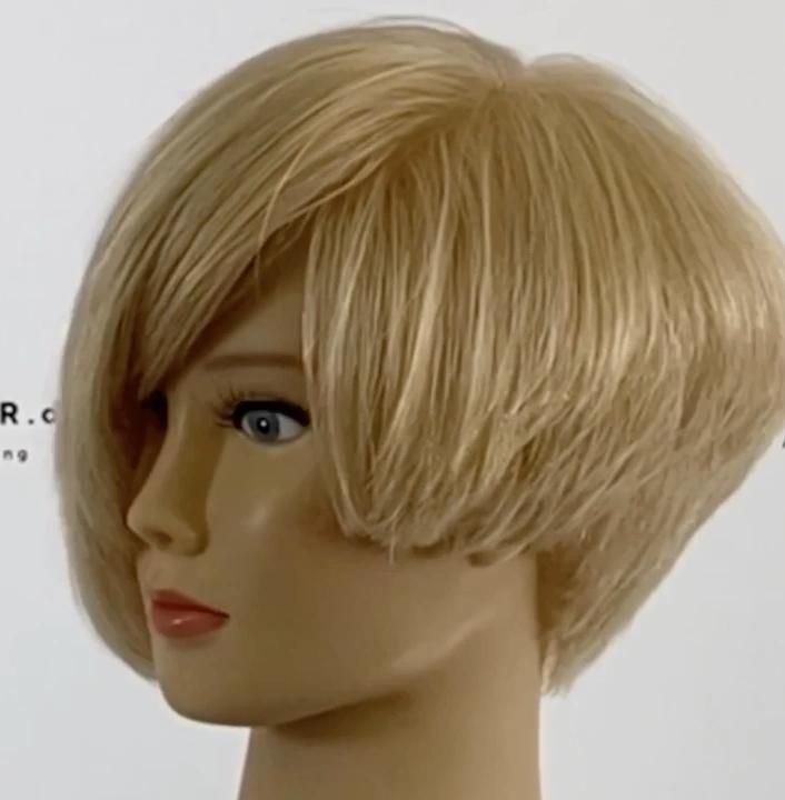 ASYMMETRICAL SHORT BOB - Headcamera Tutorial- Part 2 ...