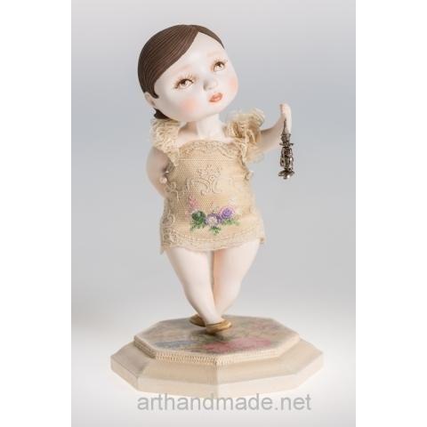 Doll Sherry, BJD. Author Juliet Pelukh - http://arthandmade.net/peluh.uliya  Doll, ball-jointed doll, BJD, collectible doll, handmade doll, gift, originalgift, craft, handmade, collection, Gallery Magical World, кукла, купить куклу, шарнирная кукла, коллекционная кукла, кукла ручной работы, подарок, оригинальный подарок, ручная работа, коллекция, Галерея Волшебный мир