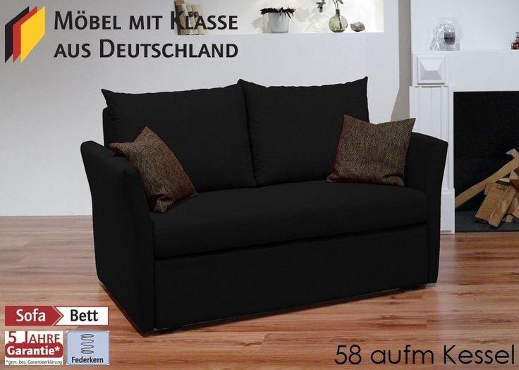 schlafsofa bettsofa sofa m funktion schwarz 3120 buy now at https - Sofacouch Mit Schlafcouch