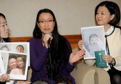 Finnish adoptee visits Taiwan again to look for biological parents   Society   FOCUS TAIWAN - CNA ENGLISH NEWS