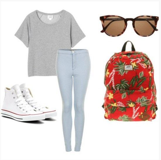 Cool and cute inspired outfit for girls – Fashionable outfits