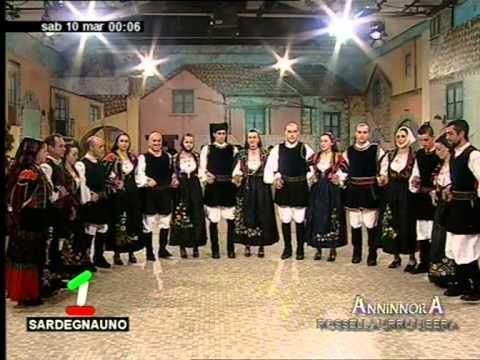 "Gruppo Folk ""Santa Lulla"" (Orune) - Ballu Lestru"