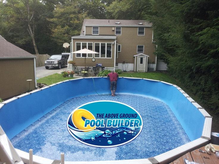 17 best images about above ground pool liners on pinterest above ground pool liners swim and for Swimming pool liners for above ground pools
