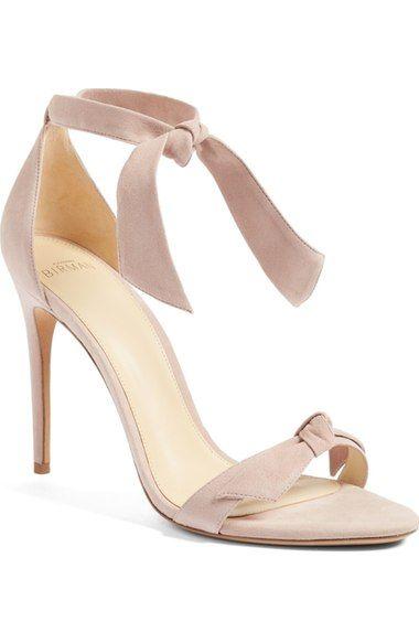 ALEXANDRE BIRMAN 'Clarita' Ankle Tie Sandal (Women). #alexandrebirman #shoes #sandals