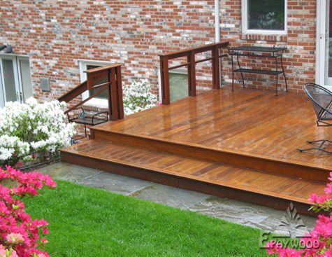 detached wooden deck | about epay wood check out our epay wood facts page