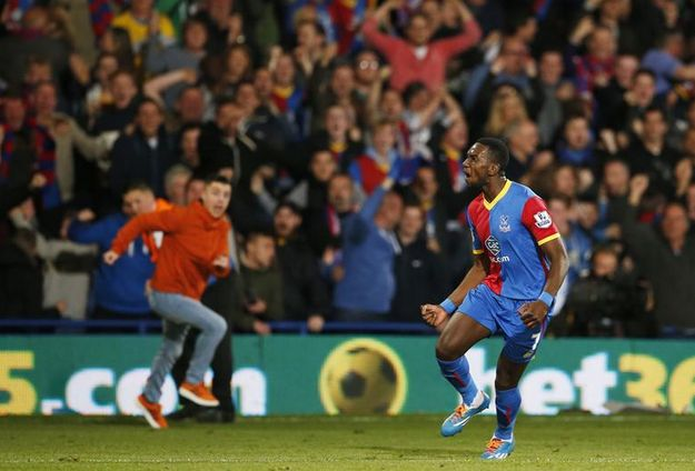 Liverpool set to make move for Crystal Palace winger Yannick Bolasie