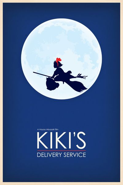 Kiki's Delivery Service by Fluffy Pancakes