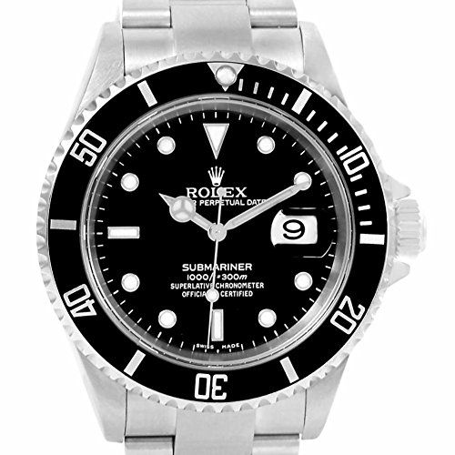 Rolex Submariner automatic-self-wind mens Watch 16610 (Certified Pre-owned) https://www.carrywatches.com/product/rolex-submariner-automatic-self-wind-mens-watch-16610-certified-pre-owned/ Rolex Submariner automatic-self-wind mens Watch 16610 (Certified Pre-owned)  #rolexladieswatches Check also our amazing Rolex men's collection https://www.carrywatches.com/shop/wrist-watches-men/rolex-watches-for-men/