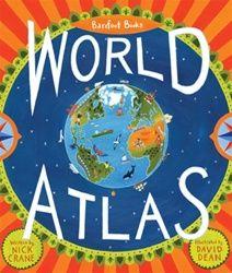 Barefoot Books Hard Cover World Atlas, $28.95