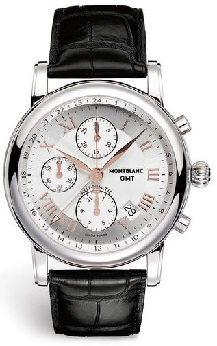Montblanc Star Watch available at Magnolia Jewelry!