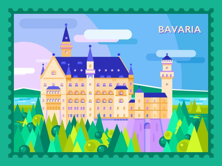 Guten Tag Bavaria by tubik