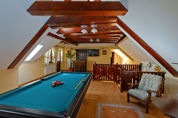 Office to travel camp Transylvania  pool table - games room - Office to travel (O2T) Digital Nomads Camp - September 2015 - APPLY NOW! #DigitalNomads #workation #camp #Romania #Transylvania #travel #entrepreneur #tradition #historic