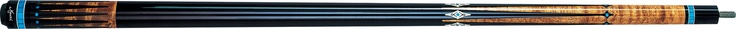 Find out this stunning collection of  Meucci - High Pro 03 pool cue available in QStix based in Anaheim, CA at heavy discount. This unique Meucci cue has standard quality 12.75 Leather tip with  Polycarbonate ferrule for a soft hit. Our offering price is only $414.40
