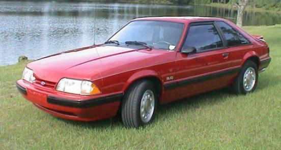 1989 red ford mustang looks the same as mine cars i. Black Bedroom Furniture Sets. Home Design Ideas