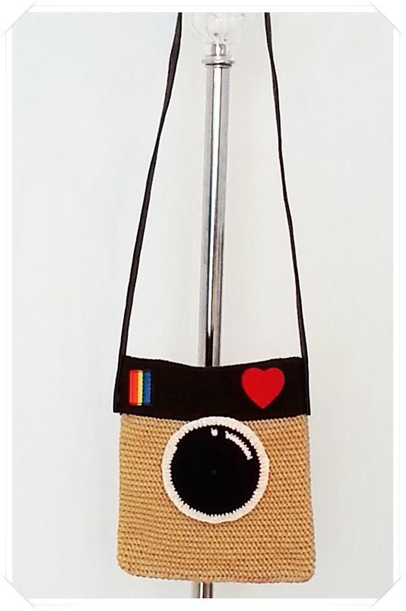 Crochet De Sac A Main Sac Bandouliere Sac A Bandouliere Crochet Instagram Sac A Main Sac Au Crochet Crochet Instagram Bag Sac Bandouliere Cadeau Pour El Crochet Bag Bags Tote Bag