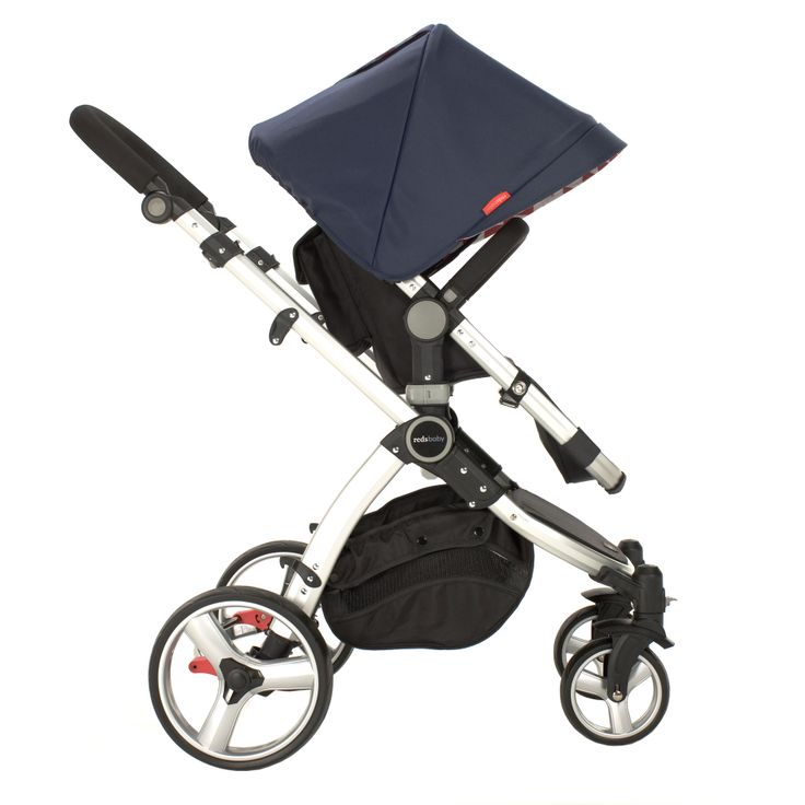 Redsbaby Bounce - The Utlimate All-In-One Stroller/ Pram www.redsbaby.com.au