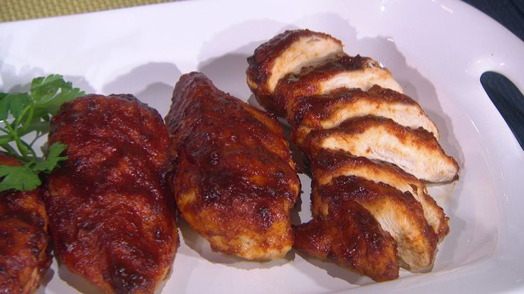 Old-School Barbecue Chicken ~ Dr. Ian Smith