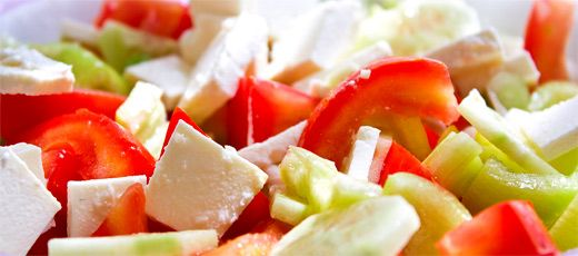 Discover the healthy Mediterranean diet and all its benefits, find out top 10 reasons to adop it in your life.