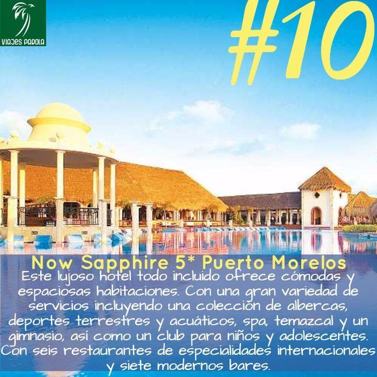 #Adondequieras #playa #Cancun #NowSapphire #RivieraMaya #10 #PuertoMorelos #vacaciones #increibles #inolvidables #hoteles