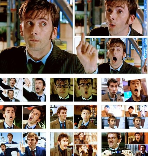 The Many Faces of The Doctor: Facials Express, The Tenth Doctor, David Tennant Funny, The Face, Doctors Who, Tennant Face, 10Th Doctors, Dr. Who, Tenth Doctors