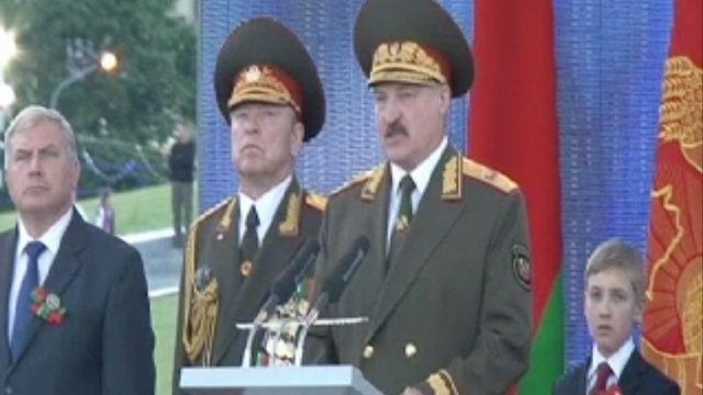Alexander Lukashenko | World news | The Guardian