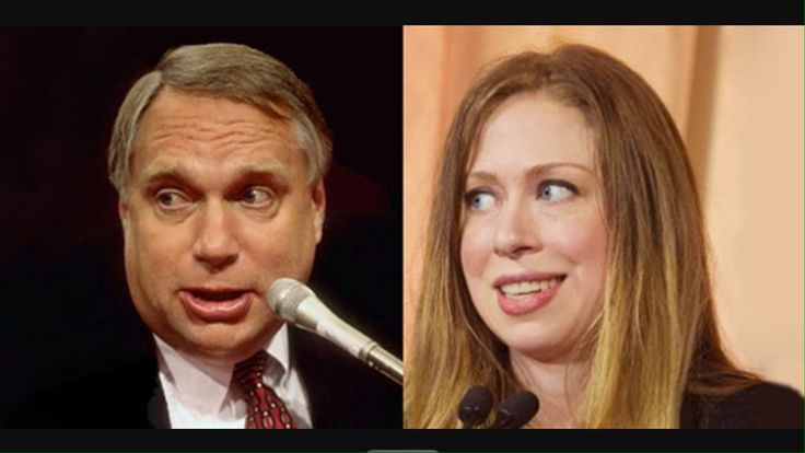 Is Webster Hubbell the real father of Chelsea Clinton??