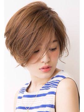 ガーデントウキョウ GARDEN Tokyo 『GARDEN絹村友也』人気ひし形シルエット簡単ショートヘア