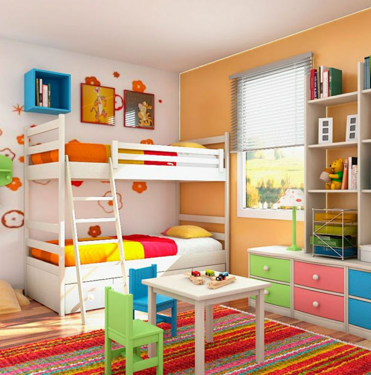 Alcoba Multicolor