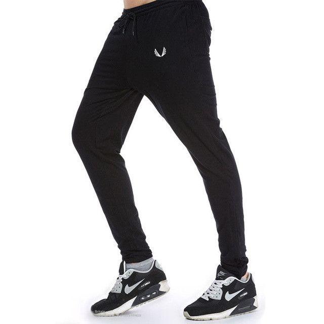 Golds Pants Mens Tracksuit Bottoms Cotton Fitness Skinny Joggers Sweat Pants Pantalones Chandal Hombre Casual Pants